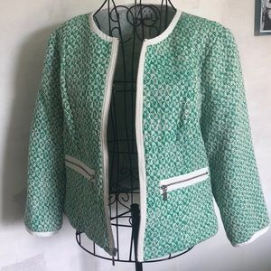 CAbi, Cream and green EUC